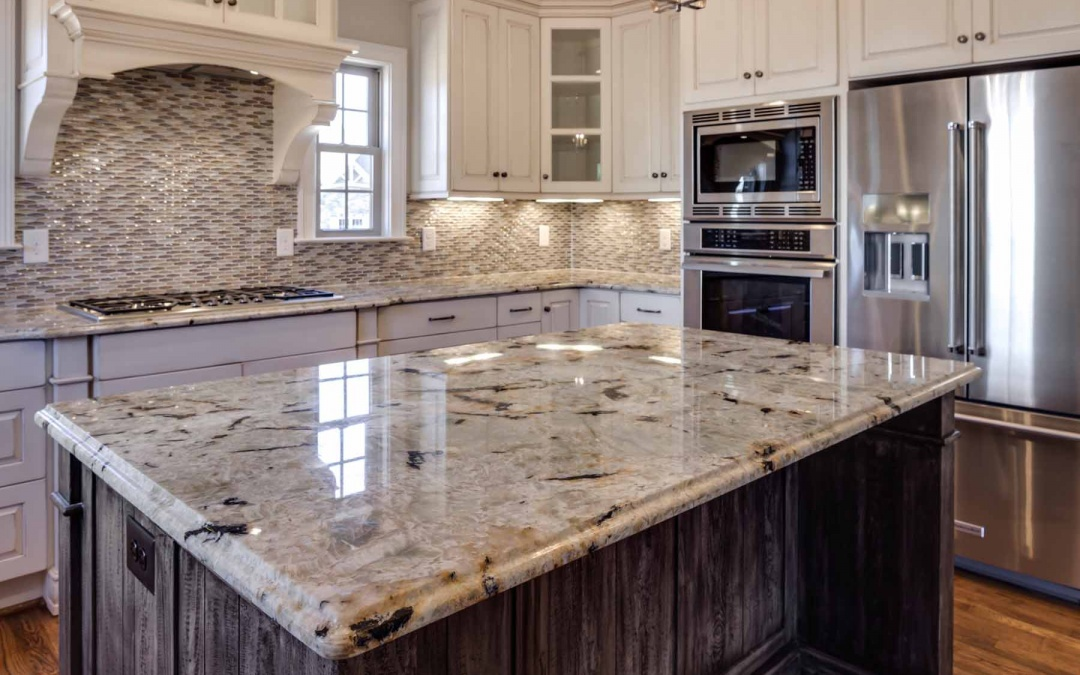 Tile Kitchen Island Countertop