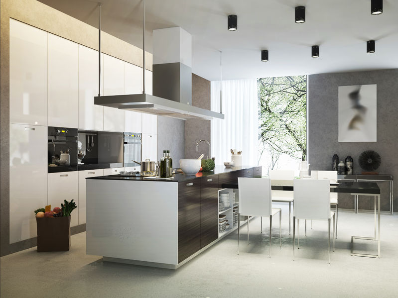 Latest Design Trends for Kitchens