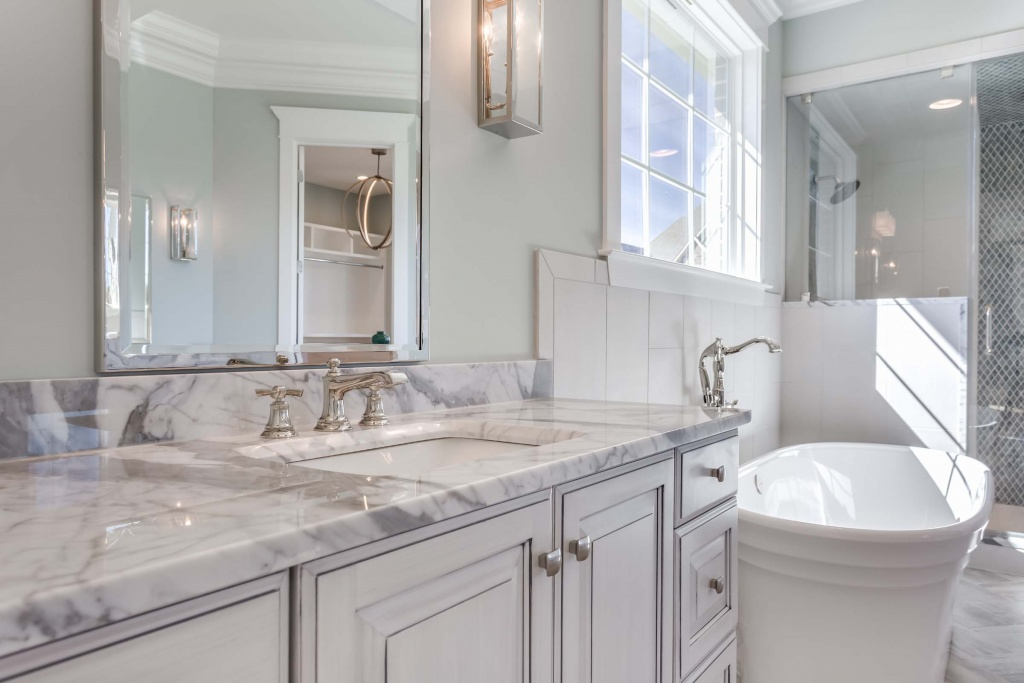 Marble bathroom trends for New home bathroom trends