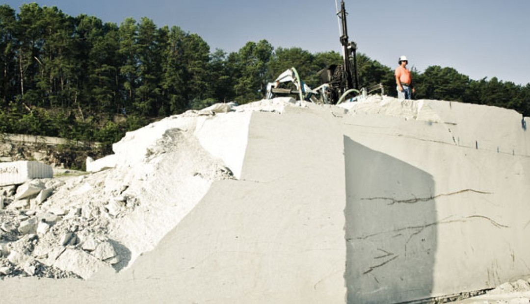 A Tar Heel State Gem: The World's Largest Open-Faced Granite Quarry