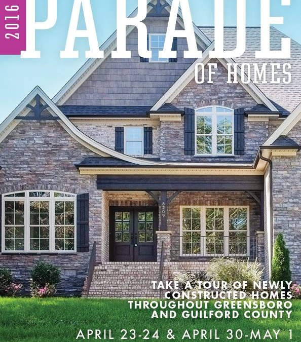 Amanzi sponsors 2016 Spring Parade of Homes!
