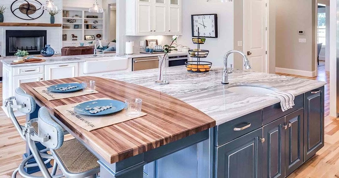 Are marble countertops right for you?